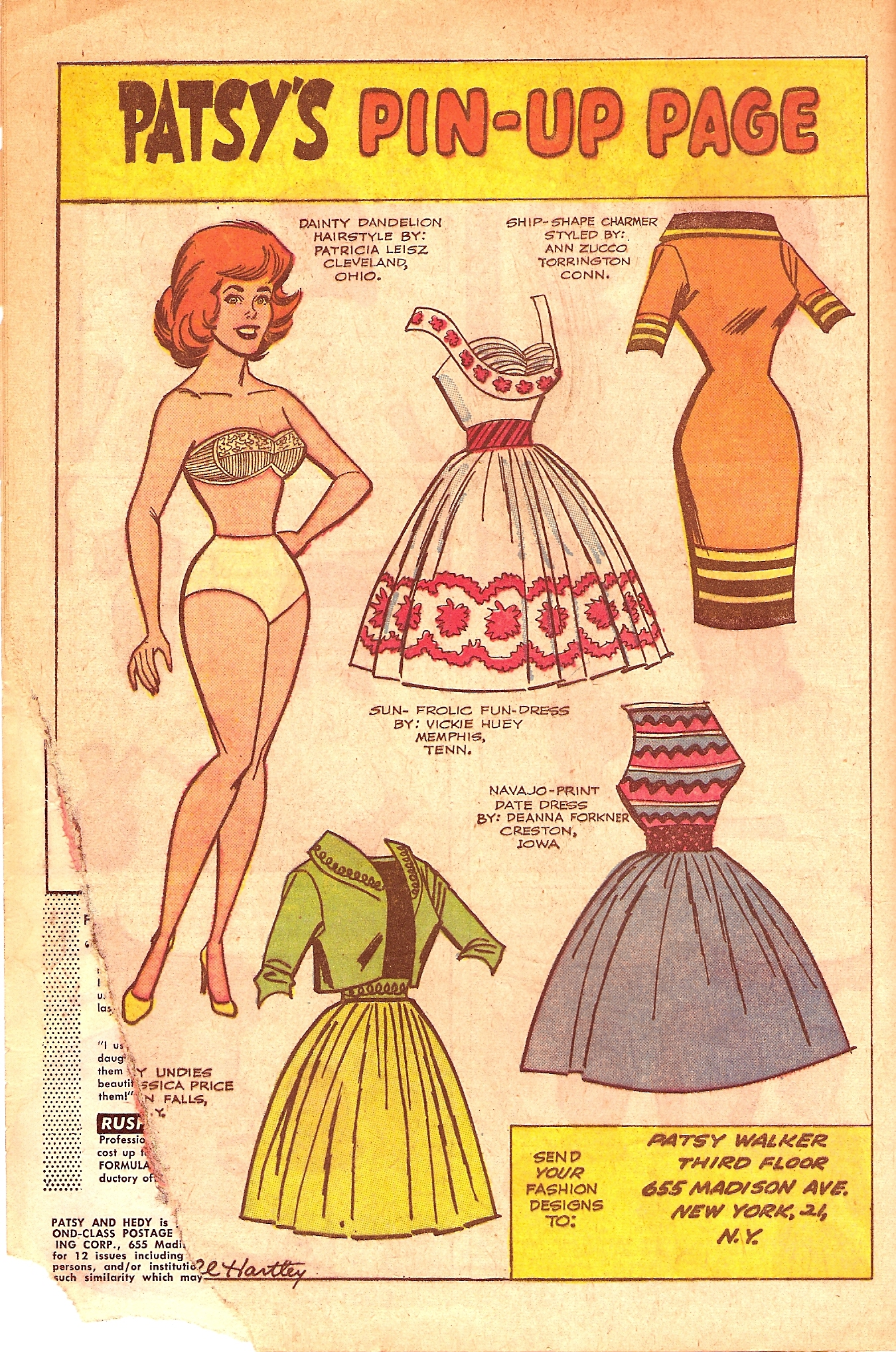 a convention of paper dolls