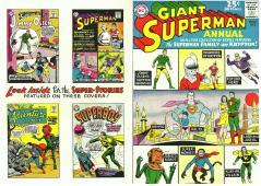 Superman Annual 5 cover